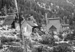 Lost Packer Mine