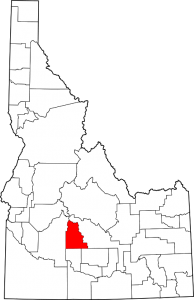 Camas County Idaho Gold